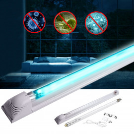 Germicidal UVC bactericidal lamp 30W, Philips tube, sterilized surface 30 sqm