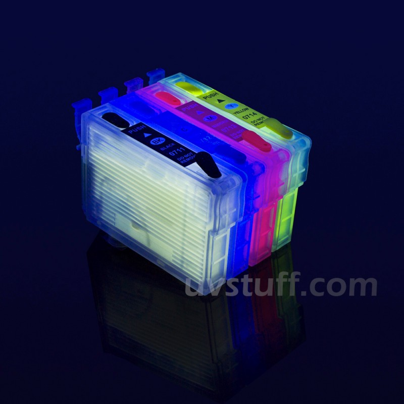 Invisible Ink Cartridges For Epson Xp 200 Xp 300 Xp 400 All In One
