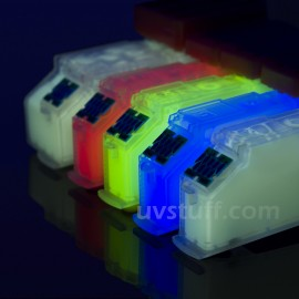 Refillable T2730-T2734 ink cartridges filled with UV invisible ink