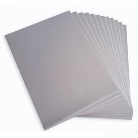 Non fluorescent, OBA free printing paper